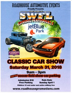 SWFL Spring Nationals  - Roadhouse Automotive Event @ Jetblue Park | Fort Myers | Florida | United States